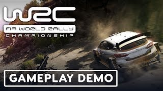 World Rally Championship 8 Live Gameplay Demo - IGN Live | E3 2019
