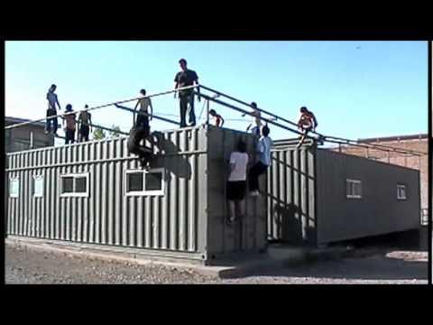 Parkour School Mendoza 1