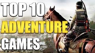 Top 10 Action Adveฑture Games You Should Play In 2021!
