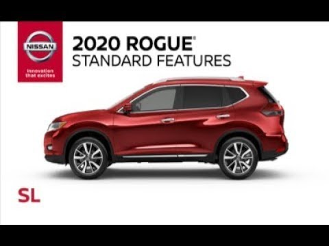 2020 Nissan Rogue SL Walkaround & Review
