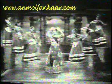 Har Har Mahadev 1950 - Ritu Anokhi Pyar Anokha - Zohra Bai Ambalewali