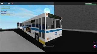 (Roblox) MTA Bus Company: 1999 Orion V #6025 On the Bx23