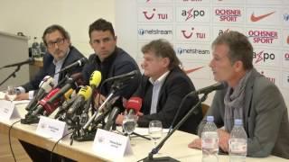 TELE TOP: Uli Forte bleibt FCZ-Trainer, Thomas Bickel wird neuer Sportchef
