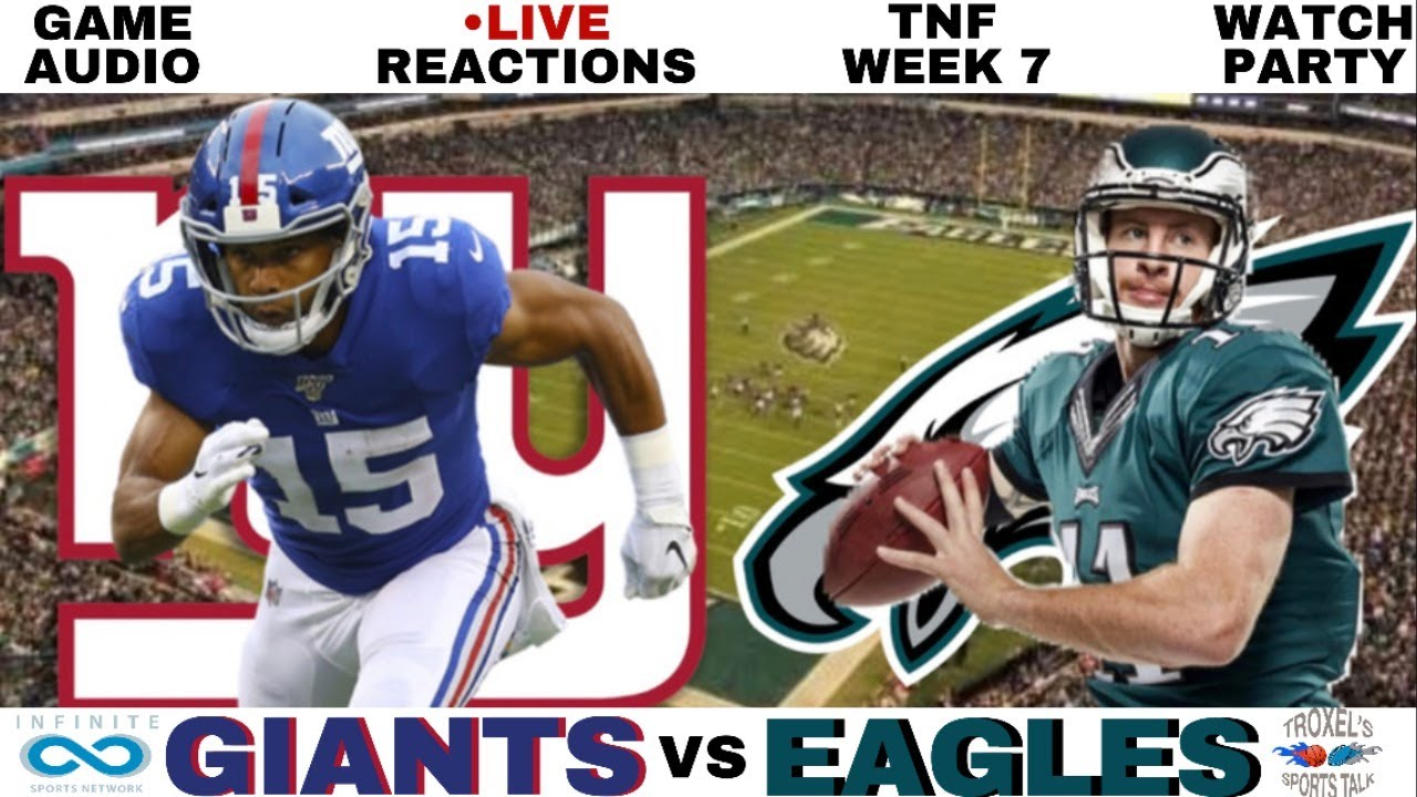 Here's Who the Injury-Riddled Eagles Have Available Vs. Giants