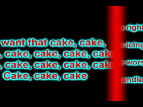 Rihanna - Birthday Cake  (LYRICS)