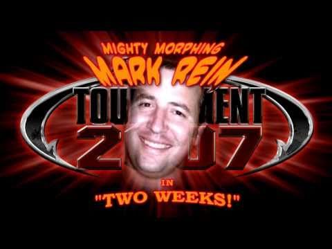 "Mighty Morphing Mark Rein in: ""Two Weeks!"""