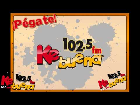 Identificacion Ke Buena 102.5 FM Xalapa, Veracruz