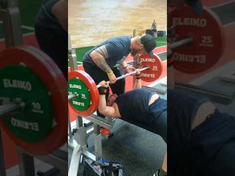 Mike Wade 140Kg