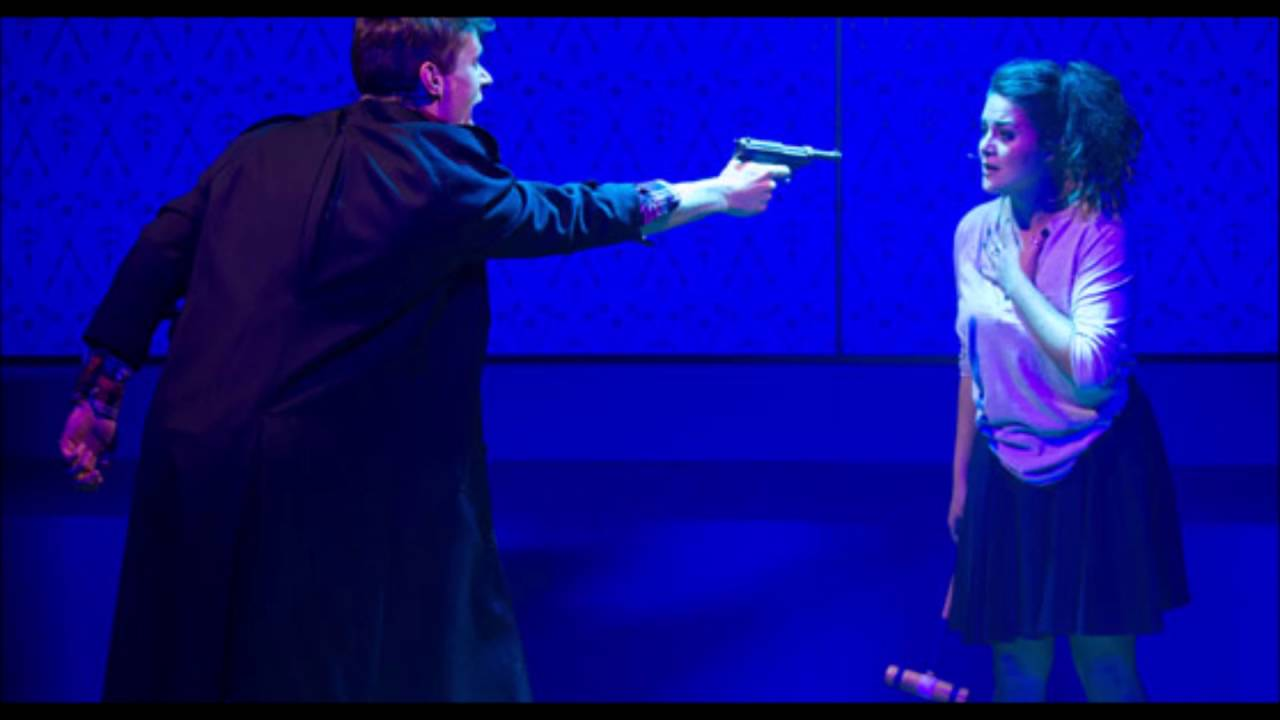 Dead Girl Walking (Reprise) - Jaz Flowers, Stephen Madsen and Company ... Heathers The Musical Jd