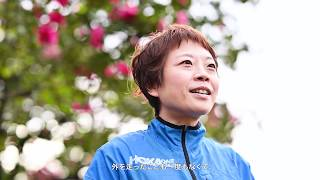 HOKA ONE ONE presents: Humans of HOKA - 走ることで心身が強くなった