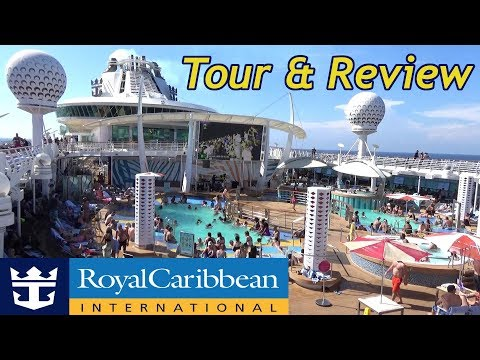 Independence of the Seas 2018 Tour & Review with The Legend