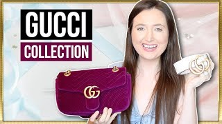 MY GUCCI MARMONT COLLECTION & IS IT WORTH THE HYPE?