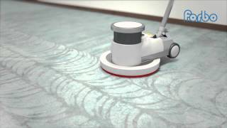 Marmoleum Initial Cleaning