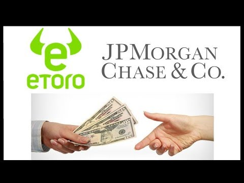 eToro Launching Full Crypto Exchange in US - JP Morgan Bullish on Crypto - Crypto Cash Out Plan Temp