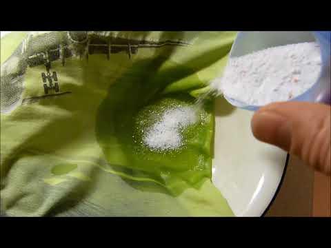 Как очистить монтажную пену от одежды в домашних условиях