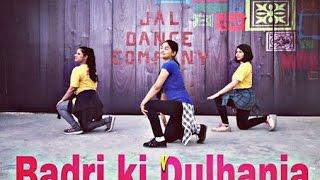 Best Badri ki Dulhania Dance Choreography || JDC shubhangi singh  Varun, Alia,, Neha, Monali,