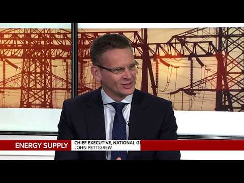 Nationalisation of National Grid would cost £100bn, says CEO