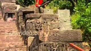 Kalika Mata Temple  Pavagadh  Champaner  Gujarat