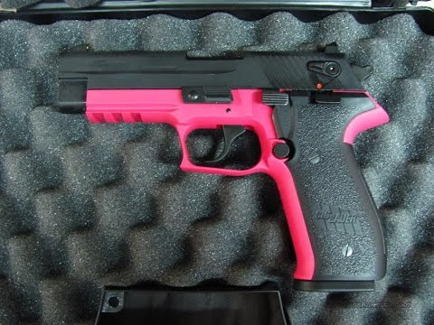 Sig Sauer Mosquito Pink Frame