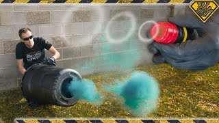 Download Next Level DIY Vortex Cannons! Mp3 and Videos