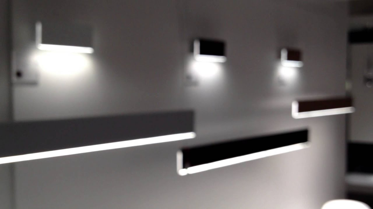 lampara piega luce de la colecci n de lirio youtube. Black Bedroom Furniture Sets. Home Design Ideas