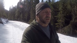 Camping With Steve - Exploring Sub Alpine Mountain Logging Roads