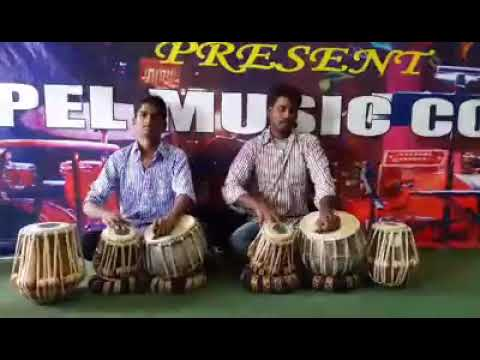 learning Tabla at NISSI MUSIC ACADMEY