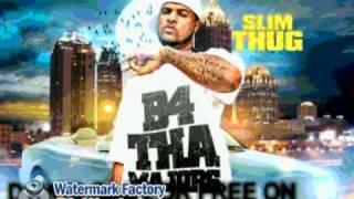 slim thug - Swisha House Freaks - DJ Luis and Slim Thug - B4
