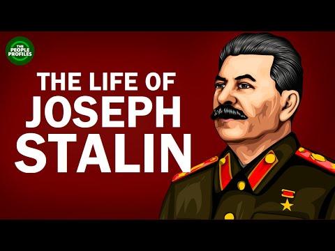 Joseph Stalin Documentary - Biography Of The Life Of Joseph Stalin