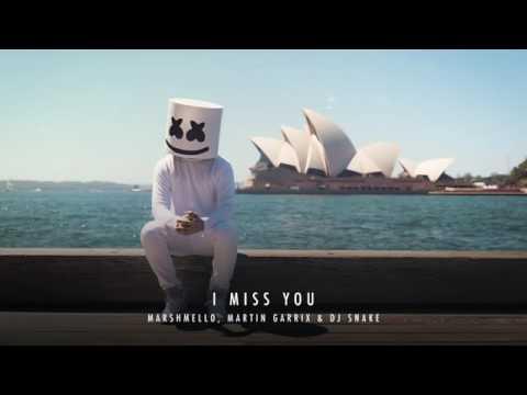 Marshmello, Martin Garrix & DJ Snake   I Miss You