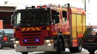 Sapeurs Pompiers de Lille SDIS 59 // Fire Dept. Lille