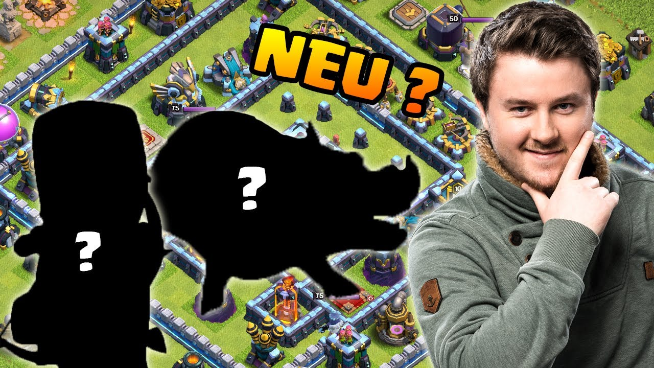 NEW Super Troops leaked ?   New Update Speculation   #clashofclans   iTzu [ENG]