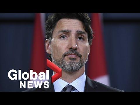 Trudeau says Iran