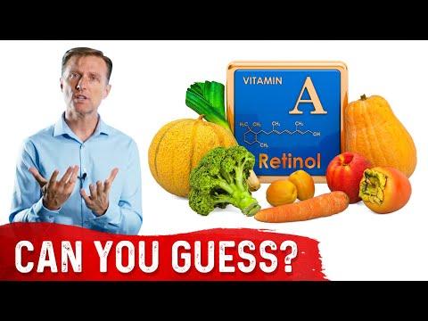 Why is Vitamin A Named Retinol?