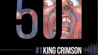 King Crimson 21st Century Schizoid Man 50th Anniversary Radio Edit