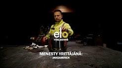 Elon yrittäjätarinat: Heikki Järvinen Unique Metal Oy