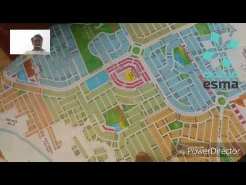 DHA Lahore Phase 9Prism Development Update October '16 Video 1