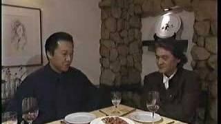 デビュー前に働いていたイタリアンレストランで、久しぶりのピザ作りに...