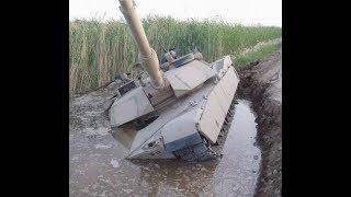 #Acidentes com tanque de guerra já filmado