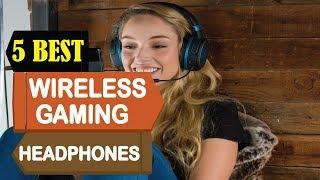 5 Best Wireless Gaming Headphones 2018   Best Wireless Gaming Headphones Reviews   Top 5 Gaming