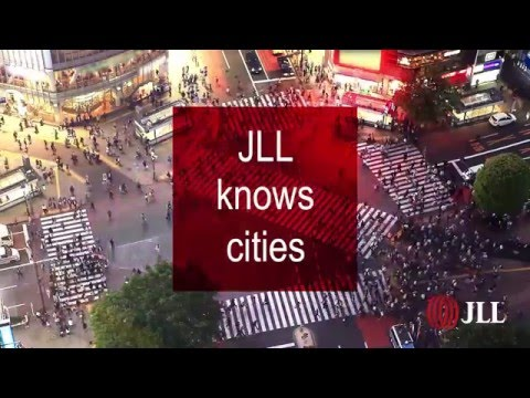 City Lights in Asia - JLL Lights Up Towers in Key Cities