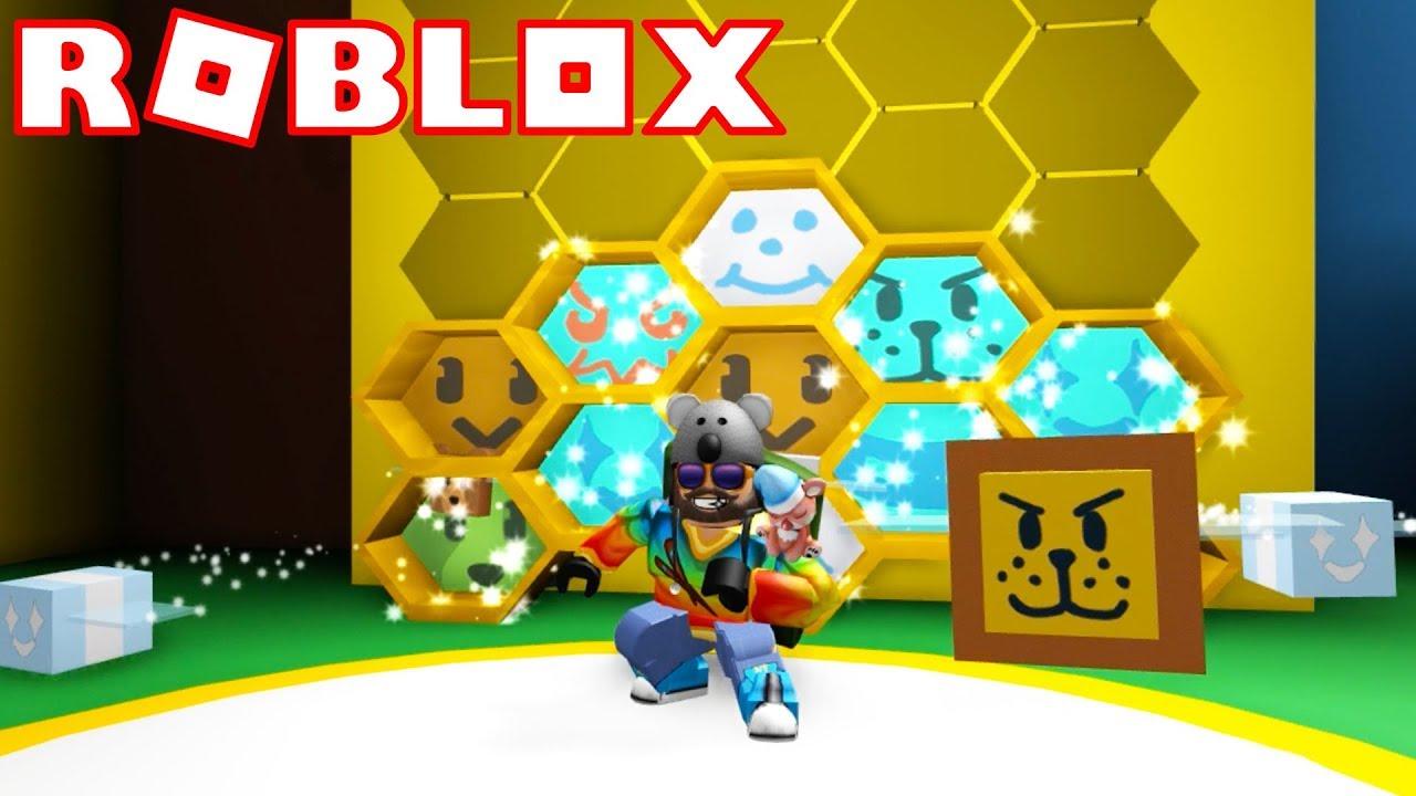 LEGENDARY BEES + HONEY STORM + ROYAL JELLY!! | ROBLOX Bee ...