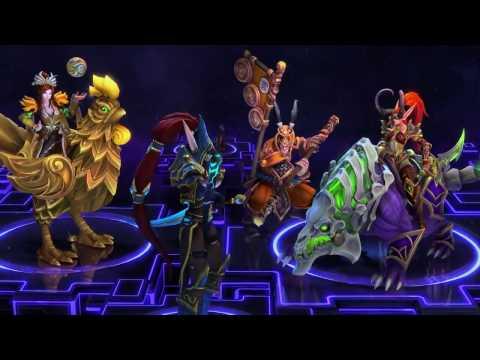 видео: heroes of the storm — в разработке: Валира и не только