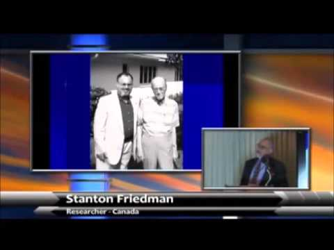 Stanton Friedman - Roswell Lecture at the Citizen Hearing