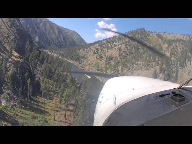 Idaho Backcountry Airports-Warren, the Dixies, Wilson Bar