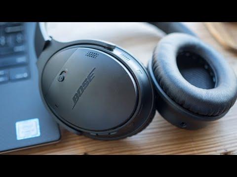 bb223e91625 Bose QuietComfort 35 II review - YouTube