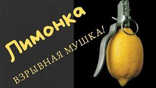 Нахлыст и вязание мушек с Данилычем - Мушка лимонка.