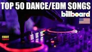 Billboard Top 50 Dance/EDM Songs (USA) | July 21, 2018 | ChartExpress