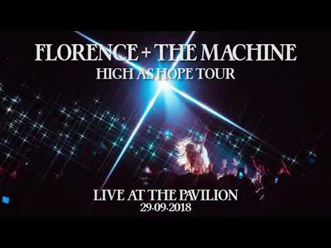 Florence + The Machine - High As Hope Tour (audio Of Full Show) W/ Kamasi Washington