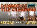 Victorian Tile Restoration Cambridge - Full Restoration of a Victorian Tiled Floor in Cambridgeshire